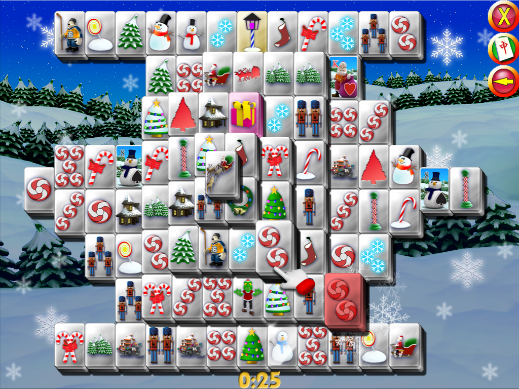 Mahjong Christmas.Mahjong Christmas Screenshots For Windows Mobygames