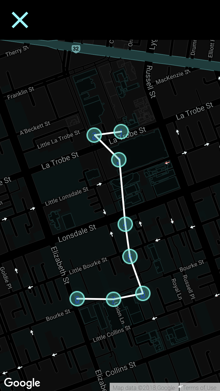 Ingress Screenshots for iPhone - MobyGames