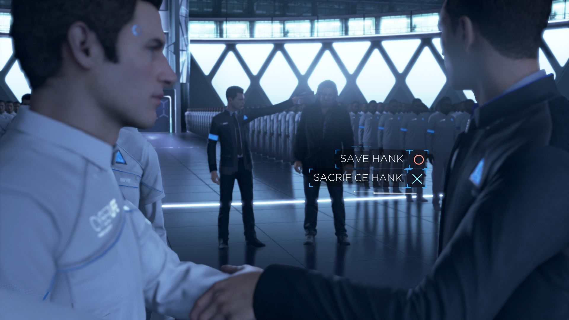 Detroit Become Human Screenshots For Playstation 4 Mobygames