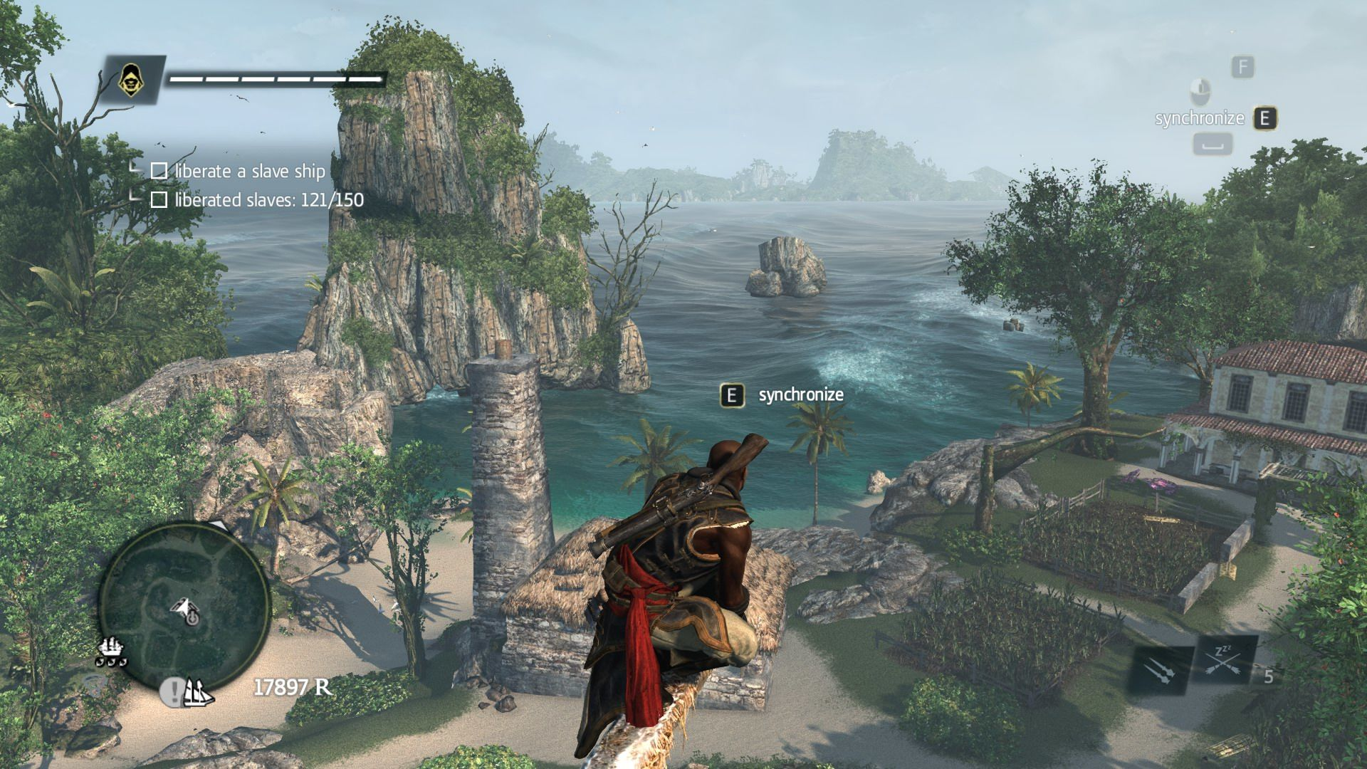 Assassin S Creed Iv Black Flag Freedom Cry Screenshots For