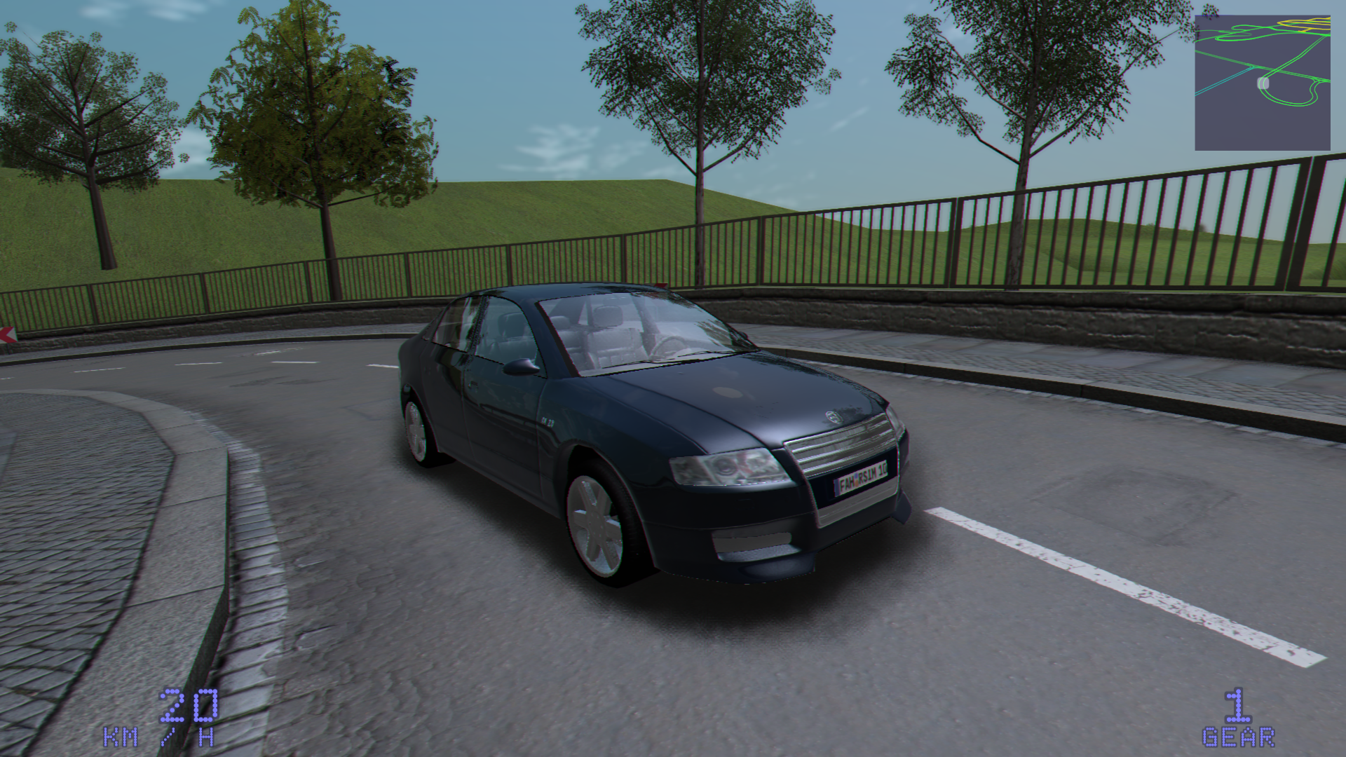 Driving Simulator 2012 Screenshots For Windows Mobygames
