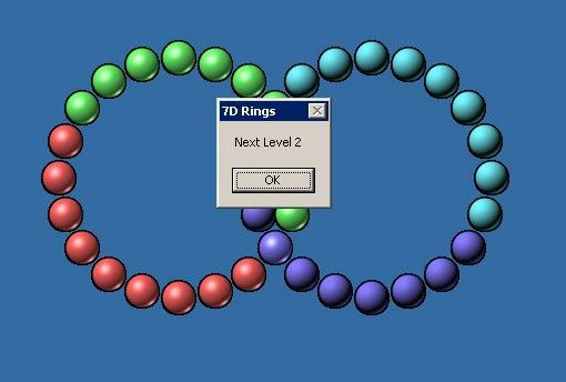 7D Rings Screenshots for Windows - MobyGames