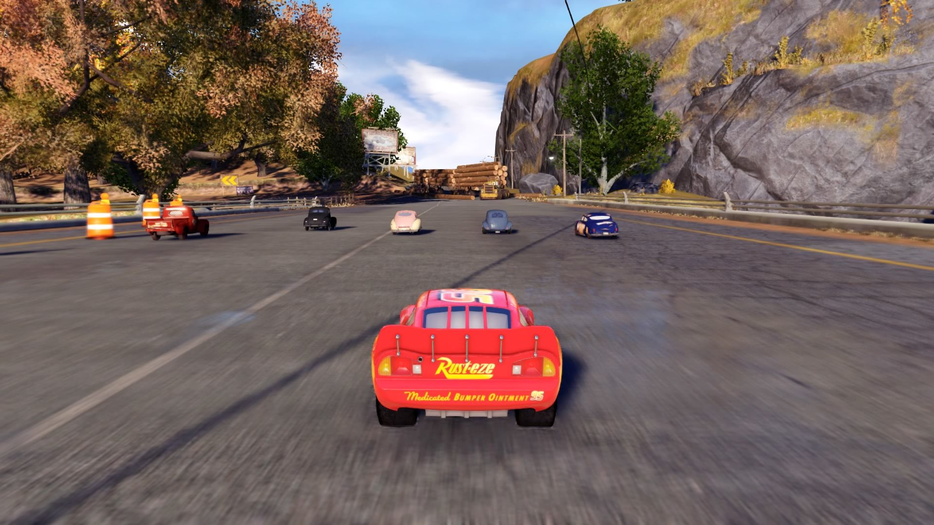 Disney Pixar Cars 3 Driven To Win Screenshots For Playstation 4