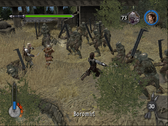 The Lord Of The Rings The Two Towers Screenshots For Playstation 2 Mobygames