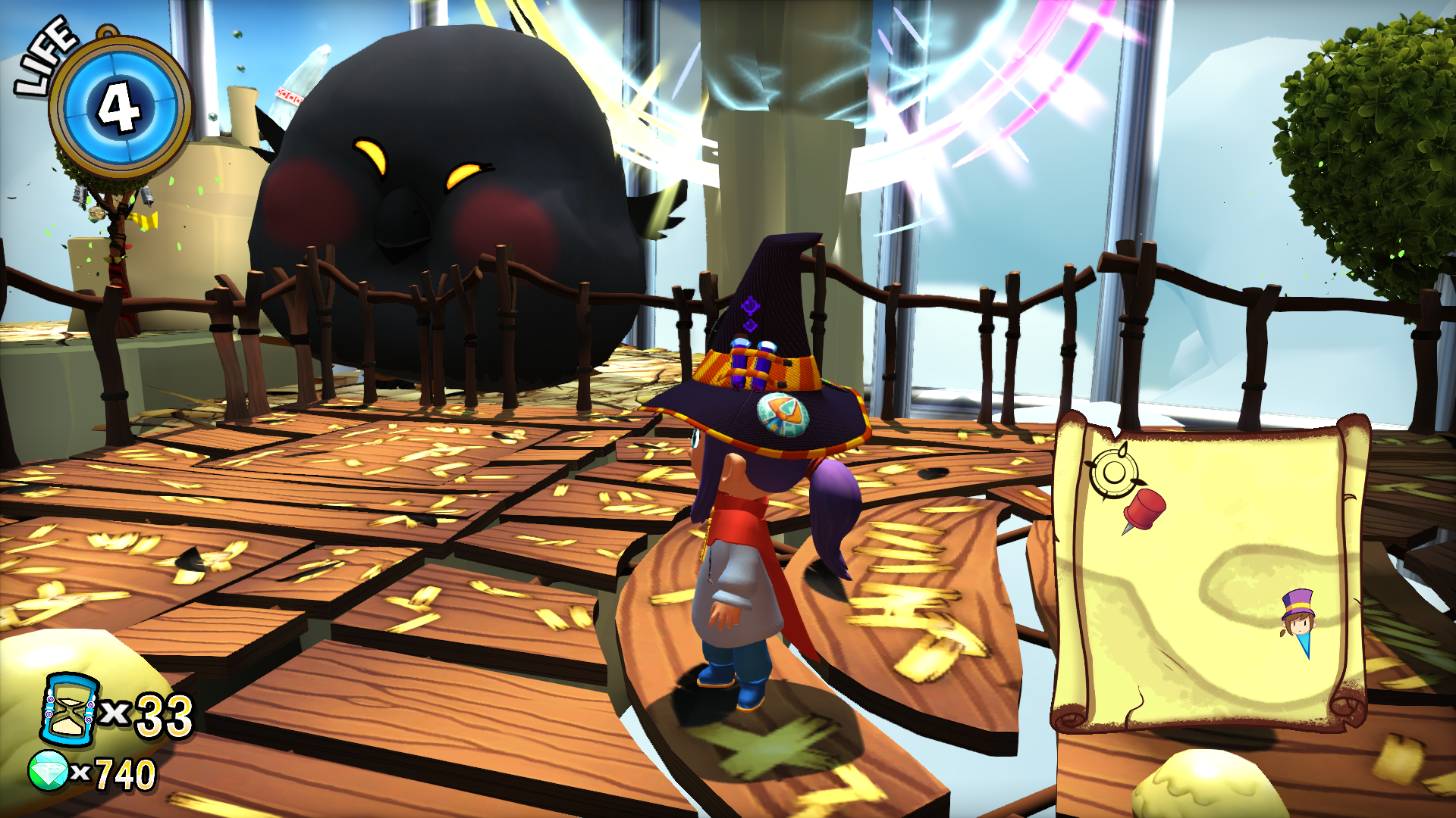 Bildergebnis für a hat in time screenshot