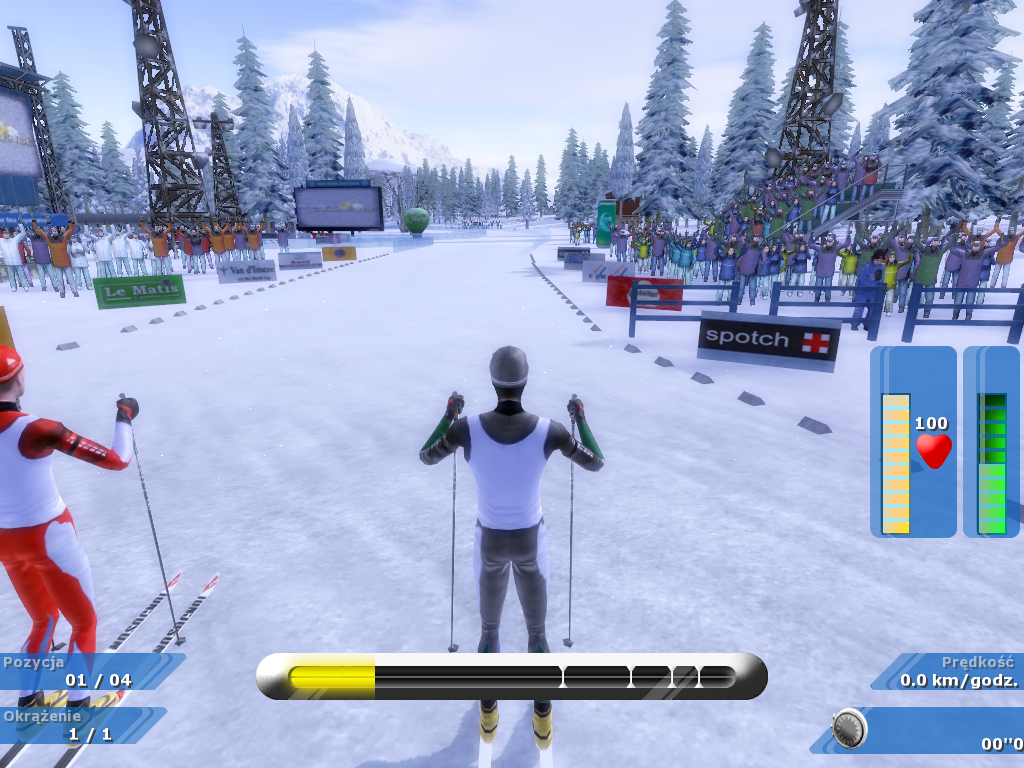 Wintersport Pro 2006 Screenshots For Windows
