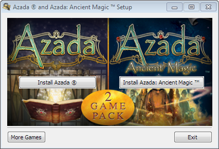 Azada & Azada: Ancient Magic