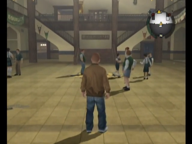 Bully: Scholarship Edition Screenshots for Wii - MobyGames