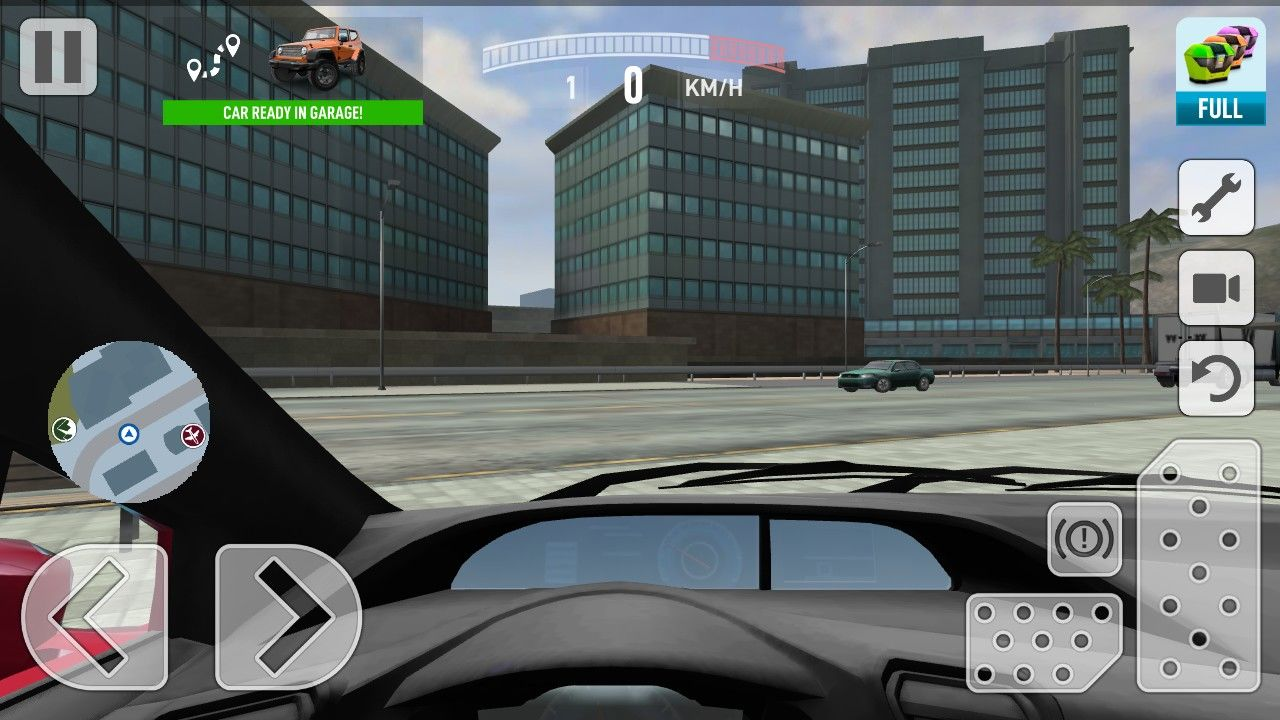 Real Driving Games >> Real Car Driving Experience Screenshots For Android Mobygames