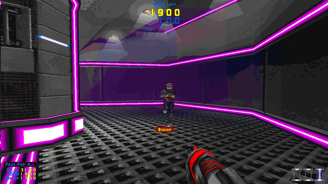 Laser Arena Screenshots for Windows - MobyGames