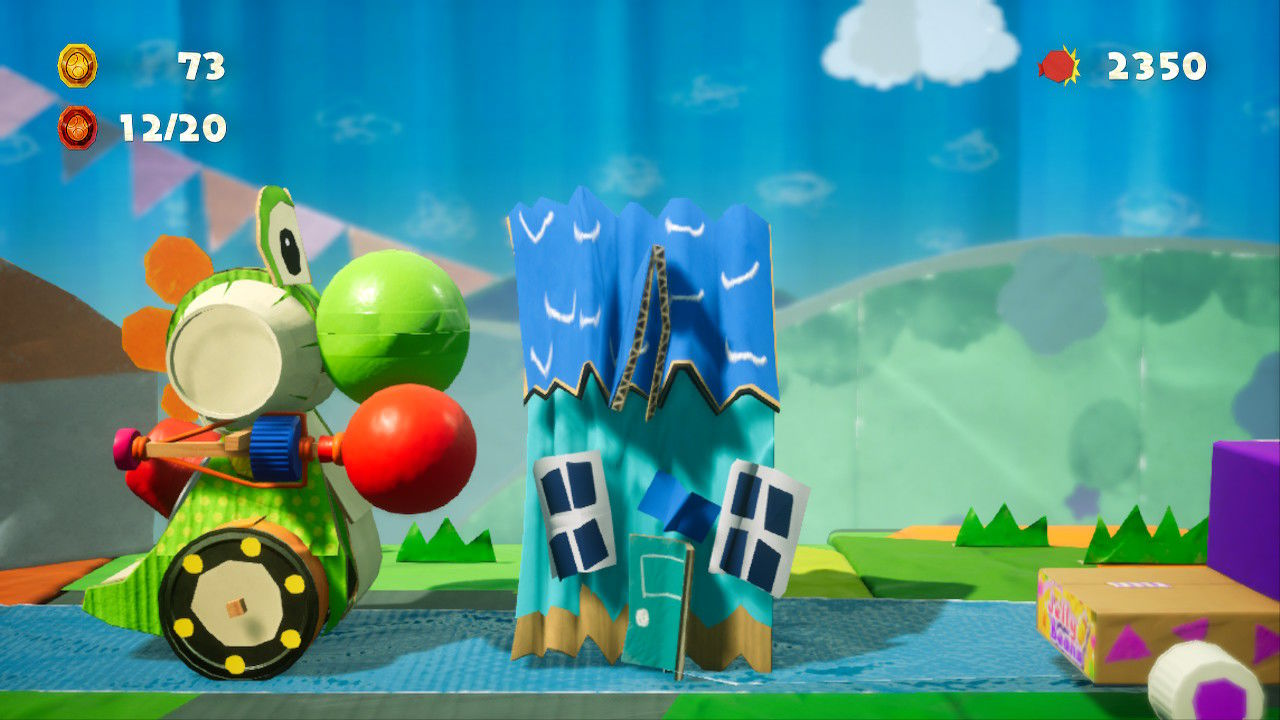 Yoshi's Crafted World Screenshots for Nintendo Switch - MobyGames