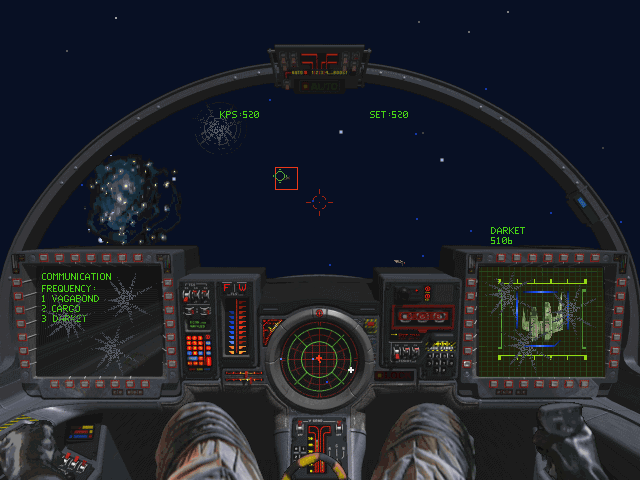 "Wing Commander III: Heart of the Tiger DOS This ""Darket"" damaged us hard"