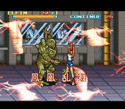 The Peace Keepers Screenshots For Snes Mobygames