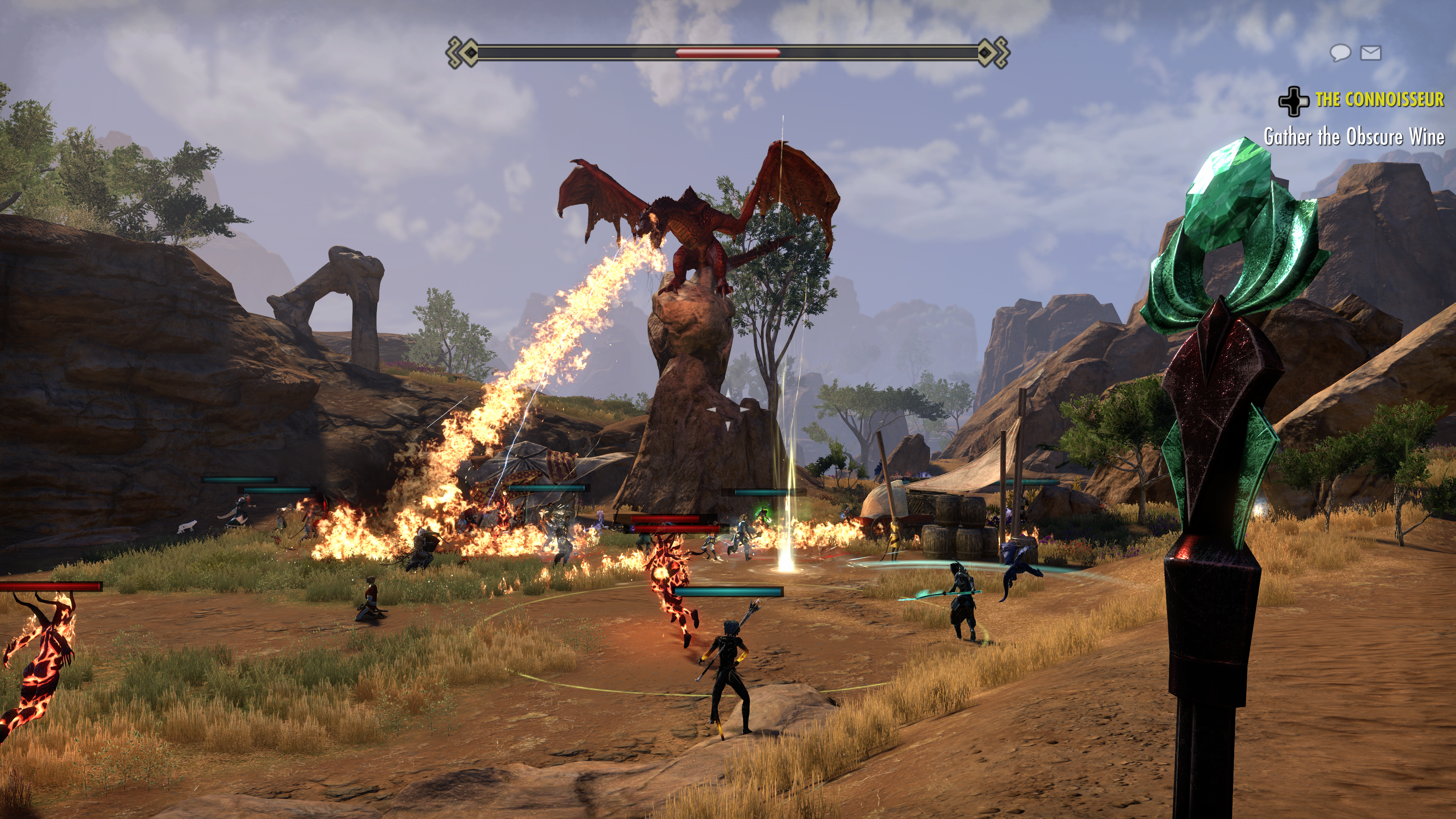 The Elder Scrolls Online: Elsweyr Screenshots for Xbox One - MobyGames