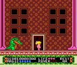 Fushigi no Yume no Alice TurboGrafx-16 This alligator may look cute, but looks can be deceiving