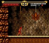 The Legendary Axe TurboGrafx-16 A huge spider