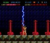 Legendary Axe II TurboGrafx-16 About to be zapped