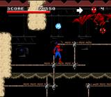 Spider-Man X-Men: Arcade's Revenge SNES The boss of Spiderman's second level.