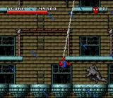 Spider-Man X-Men: Arcade's Revenge SNES Yet another boss-fight for Spidey. After defeating Carnage, you have to take care of Rhino.