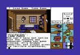 Tass Times in Tonetown Commodore 64 Starting location
