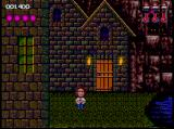 Ghost Manor TurboGrafx-16 Next area