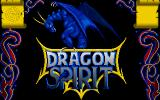 Dragon Spirit Amiga Loading screen