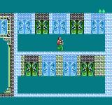 King Neptune's Adventure NES A frustrating maze: snakes & ladders