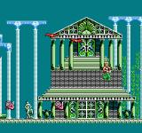 King Neptune's Adventure NES The doorway to Atlantis, you cannot enter until you have found all items.