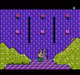 King Neptune's Adventure NES Searching for the Orb of Goodness