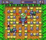 Mega Bomberman TurboGrafx-16 Area 1
