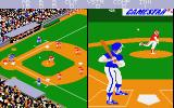 Championship Baseball Atari ST And here's the pitch!