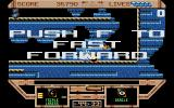 The Killing Game Show Atari ST The subtle reminder to use the instant replay's Fast Forward feature