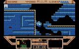The Killing Game Show Atari ST ... and he can climb walls.