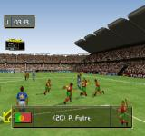 FIFA Soccer 96 PlayStation Goal by Paulo Futre