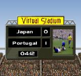 FIFA Soccer 96 PlayStation Half-time