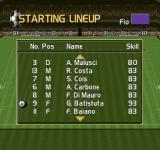 FIFA Soccer 96 PlayStation Rui Costa and Gabriel Batistuta. Sweet.