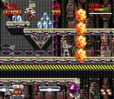 Turrican 3 Genesis The first level