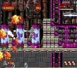 Turrican 3 Genesis Lots of action