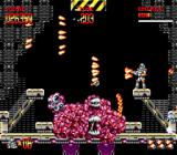 Mega Turrican Genesis Boss-fight