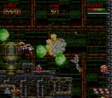 Turrican 3 Genesis Underwater-level