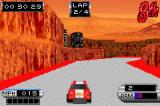Cruis'n Velocity Game Boy Advance Mars
