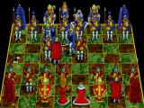 Battle Chess Enhanced CD ROM Windows 3.x Knight takes Knight