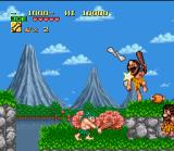 Joe & Mac: Caveman Ninja SNES This bone-throwing skill sure is handy