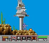 Turrican TurboGrafx-16 One of these magnificent structures