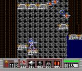 Turrican TurboGrafx-16 A room full of power-ups