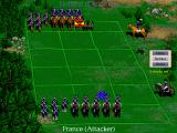 Conquest of the New World DOS Battle Skirmish Demo