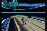 Phantasy Star Online Episode I & II GameCube Our stocky protagonist sets off!