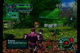 Phantasy Star Online Episode I & II GameCube On the planet surface