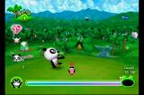 Ribbit King GameCube This panda has a good eye