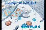 Ribbit King GameCube Planet Frosticle Course